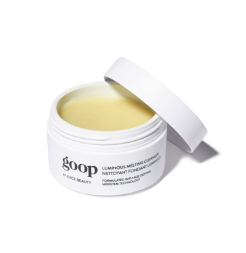 Luminous Melting Cleanser, goop by Juice Beauty, $90/$80 with subscription