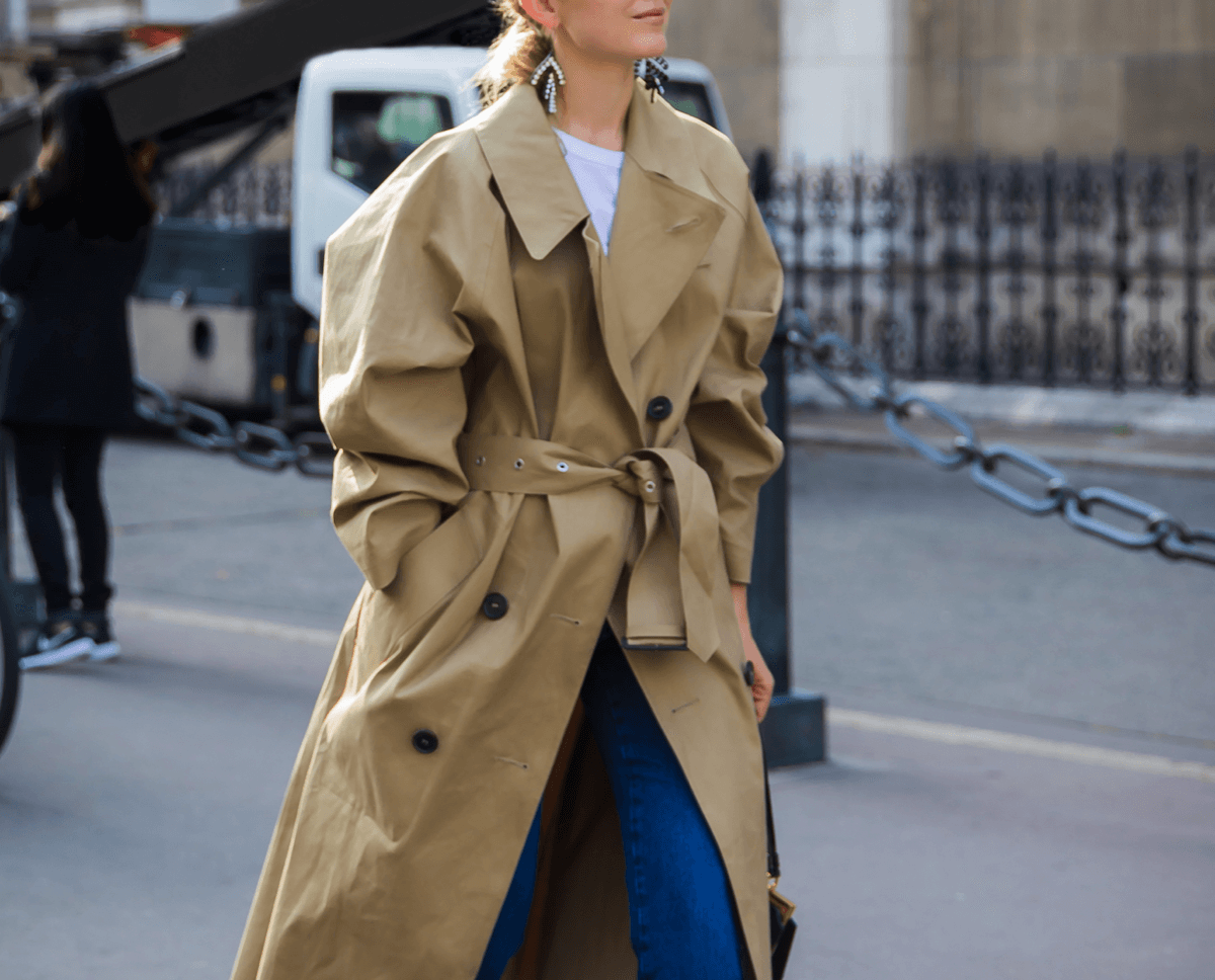 The Style Update: Trench Coat (and How to Wear It)