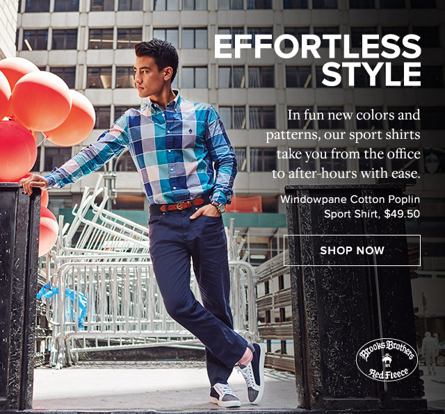 EFFORTLESS STYLE | SHOP NOW