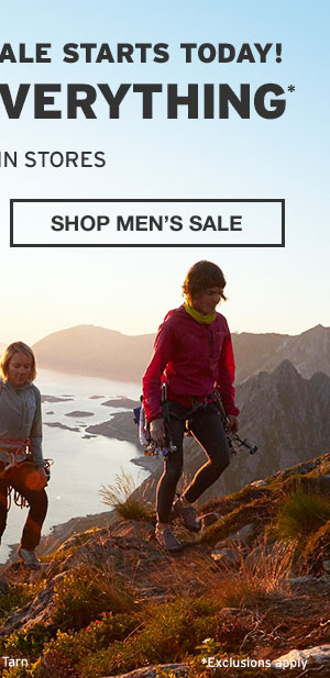 40% OFF EVERYTHING | SHOP MEN'S SALE