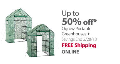 Ogrow Portable Greenhouses