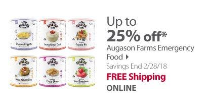 Augason Farms Emergency Food