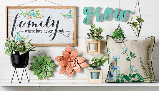 Hello Spring Decor and Gardening.