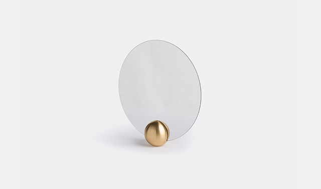 'O Mirror' by Mark Holmes for Minimalux