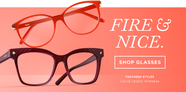 Fire & Nice. | Shop Glasses