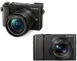 Panasonic Pumps Up the Zoom with the Lumix DC-ZS200 and DC-GX9 Cameras