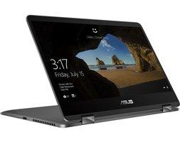 """14"""" ZenBook Flip 14 Multi-Touch Notebooks"""