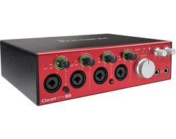 Clarett 4Pre USB 18x6 USB Audio Interface