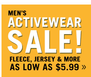 Men's Activewear Sale