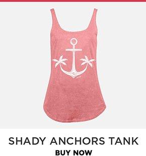 Shady Anchors Salt Wash Tank