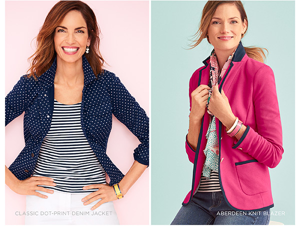 Layer On Spring. Jackets & Outerwear