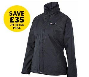 Berghaus Calisto Alpha Womens Waterproof Jacket