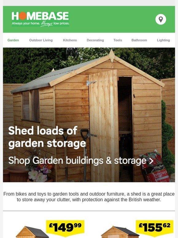 Homebase For Kitchens Furniture Garden Decorating