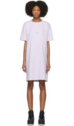 Acne Studios - Purple Joupa T-Shirt Dress