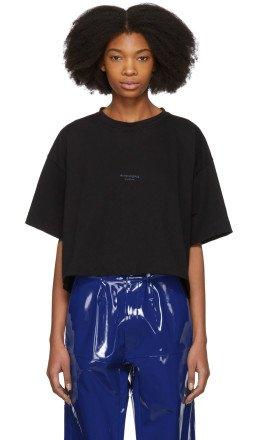 Acne Studios - Black Cylea T-Shirt