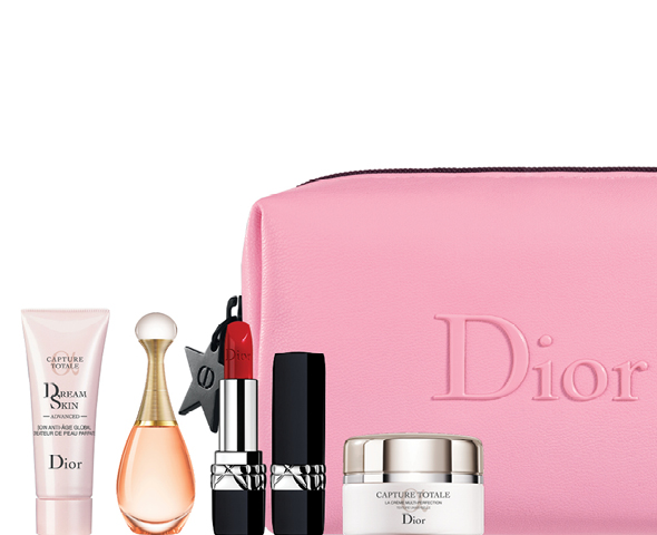 A TREAT FROM DIOR