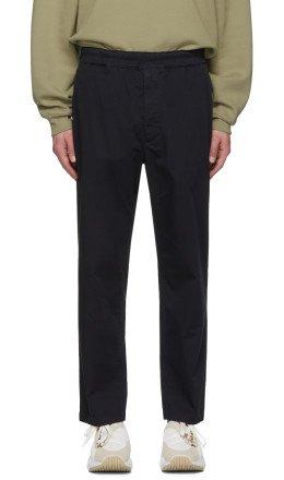 Acne Studios - Navy Avlin Trousers