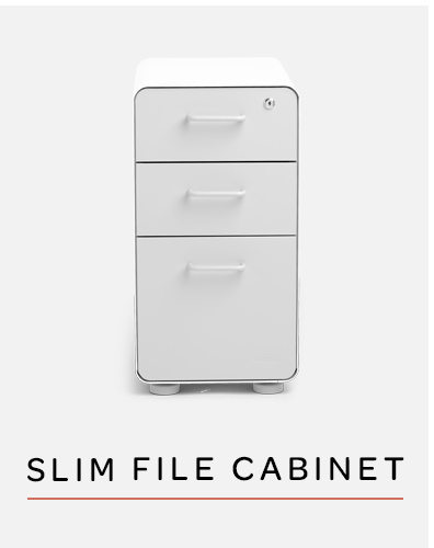 Slim Stow File Cabinet