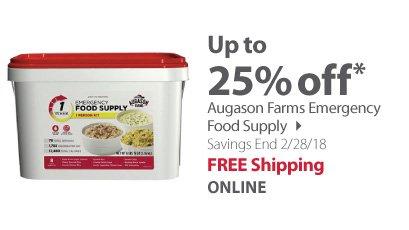 Augason Farm Emergency Food