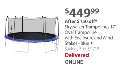 Skywalker trampoline 17