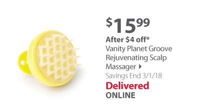 Vanity Massager
