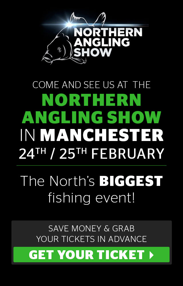 Northern Angling Show - Get your ticket