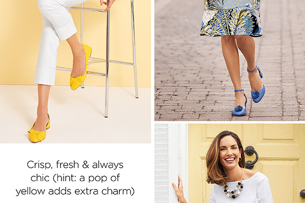 Start with Our Top Must-Haves. Shop New Arrivals
