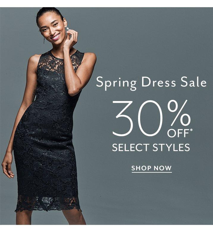 White House Black Market: 30% Off Your Favorite Dresses | Milled
