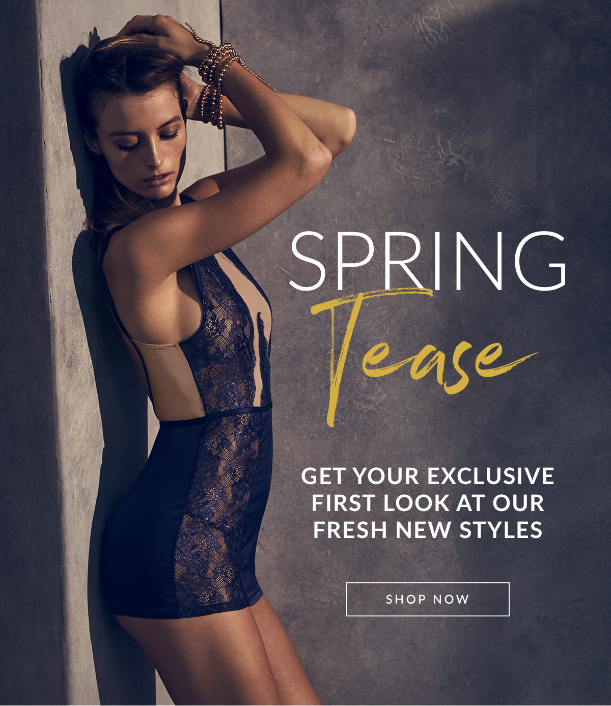 Spring Tease | Get Your Exclusive First Look At Our Fresh New Styles | Shop Now
