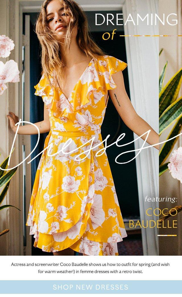 Dreaming of Dresses