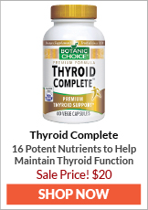 Thyroid Complete | 16 Potent Nutrients to Help Maintain Thyroid Function