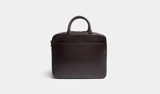 'Milano' briefcase by Naoto Fukasawa for Nava Design