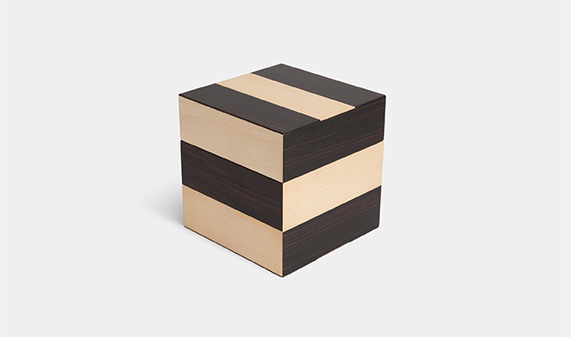 'Scatola Segreta Agata' box by Ettore Sottsass for Numa