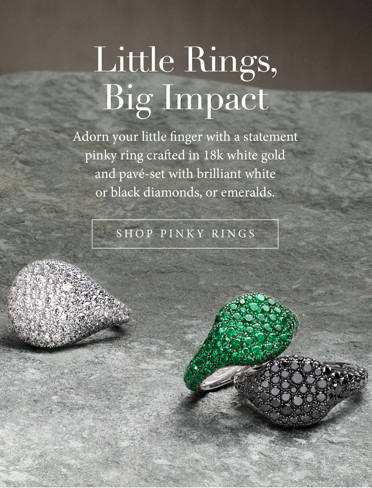 Shop Pinky Rings