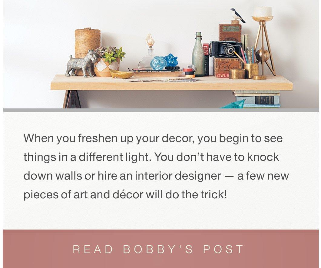 Art.com: Bobby Berk\'s Tips and Tricks | Milled