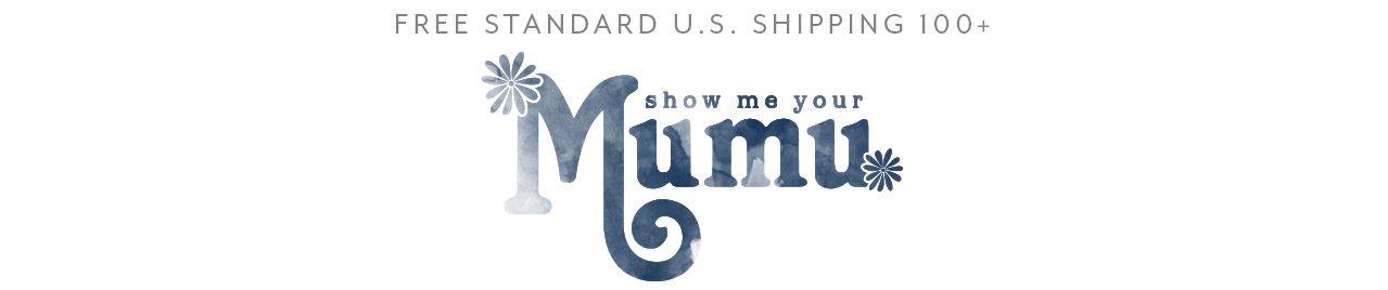 Show Me Your Mumu