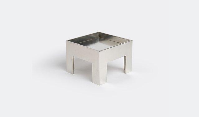 'Tavola Quadrata Piccola' centrepiece by Ettore Sottsass for Numa