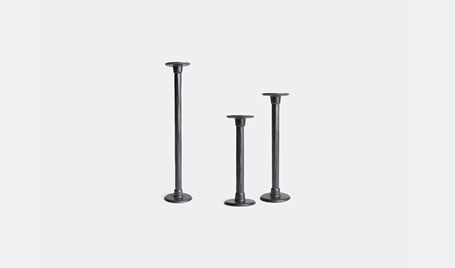 'Officina' candlesticks by Konstantin Grcic for Magis