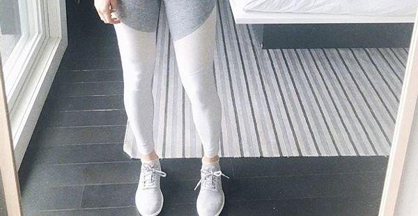 Don't Tell Me I Can't Wear Leggings