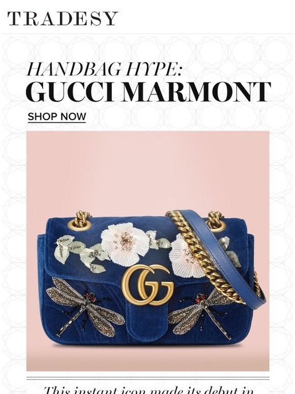 116a3f86984217 Tradesy: Going Gaga for this It-Gucci Bag | Milled