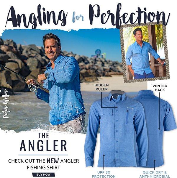 Best fishing shirt ever.
