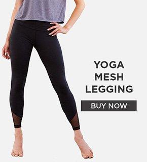 Yoga Mesh Legging