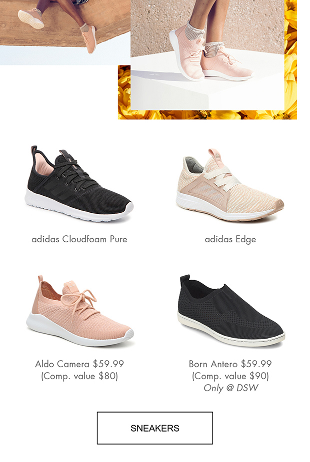 DSW: Get new sneakers (and $20).   Milled