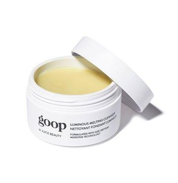 Luminous Melting Cleanser, goop by Juice Beauty, $80