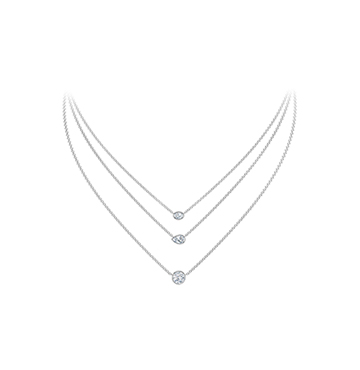 The Forevermark Tribute Collection Diamond Necklace