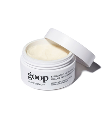 EXFOLIATING INSTANT FACIL goop by Juice Beauty $125
