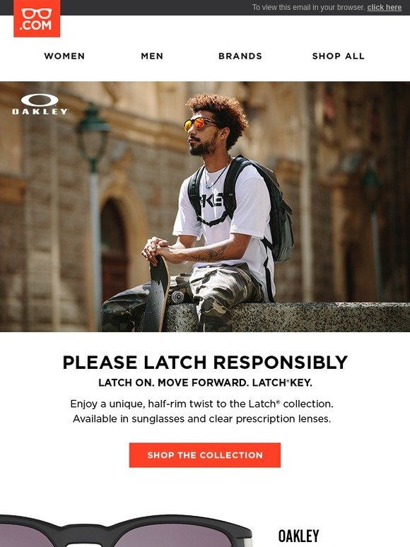 oakley latch key prescription