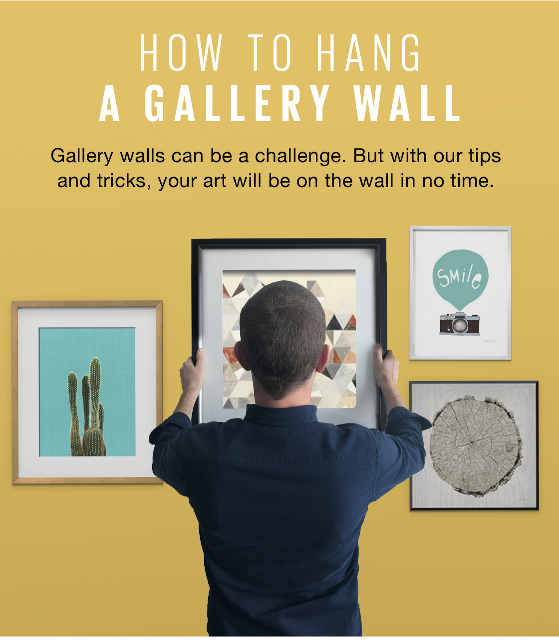Art.com: Tips, Tricks, and Discounts for the Ultimate Gallery Wall ...