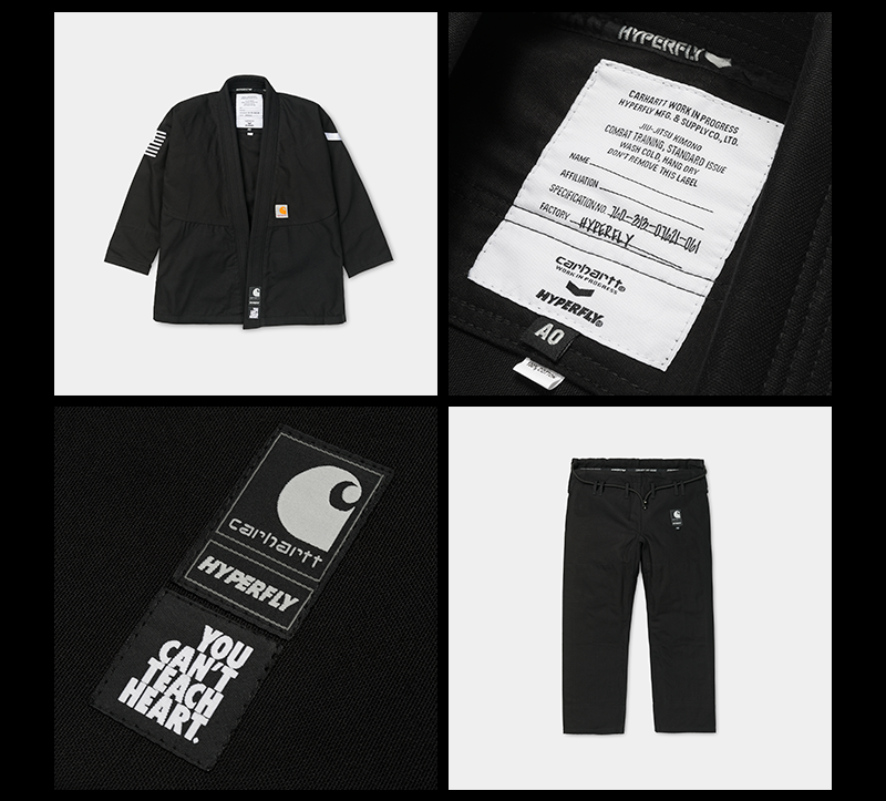 authentic picked up low cost Carhartt Work In Progress: Carhartt WIP x Hyperfly | Milled