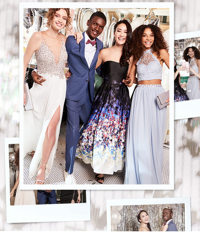 Hudsons Bay Company Prom Perfect Dresses Suits More Milled